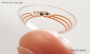 Google is working on giving you magic eyes. Your smart contact lens will take pictures, zoom, recognize faces, and check your blood sugar.